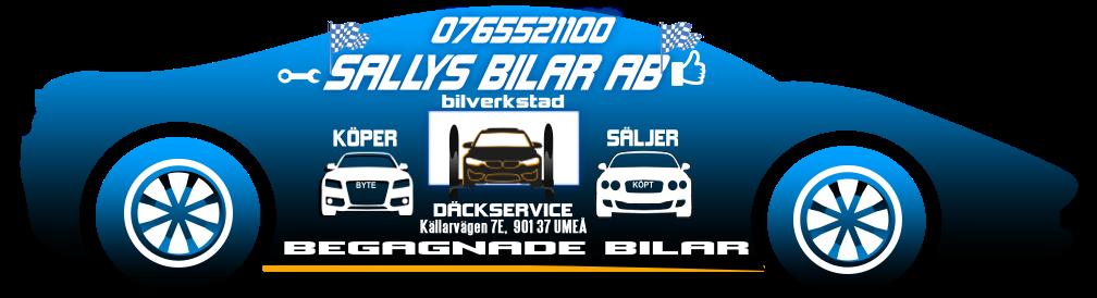 Välkommen till Sallysbilar.se